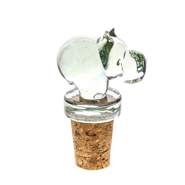 Ngwenya Glass Flaschenverschluss HIPPO