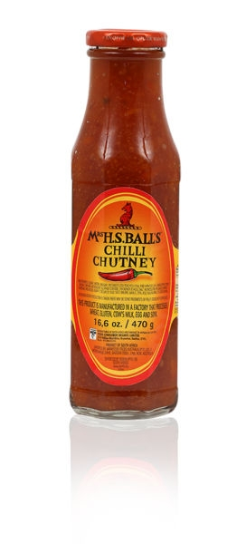 Mrs H.S. Ball's Chili Chutney