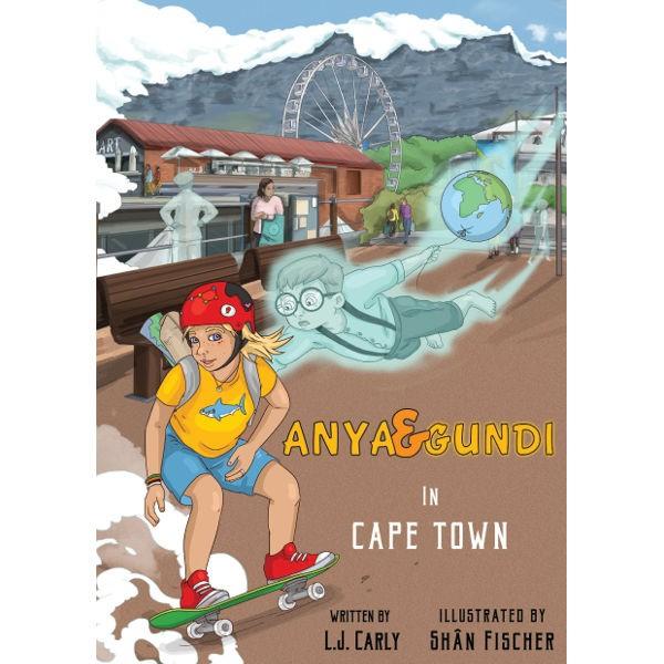 Anya & Gundi in Cape Town
