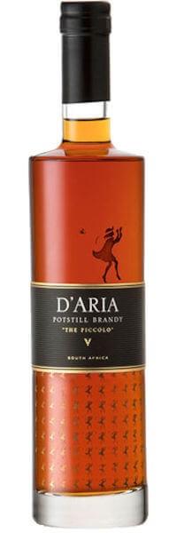 D'Aria Piccolo Potstill Brandy (500ml)