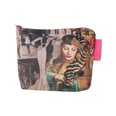 Cosmetic Bag COLLAGE