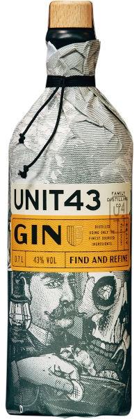 UNIT43 Original Gin - 700ml