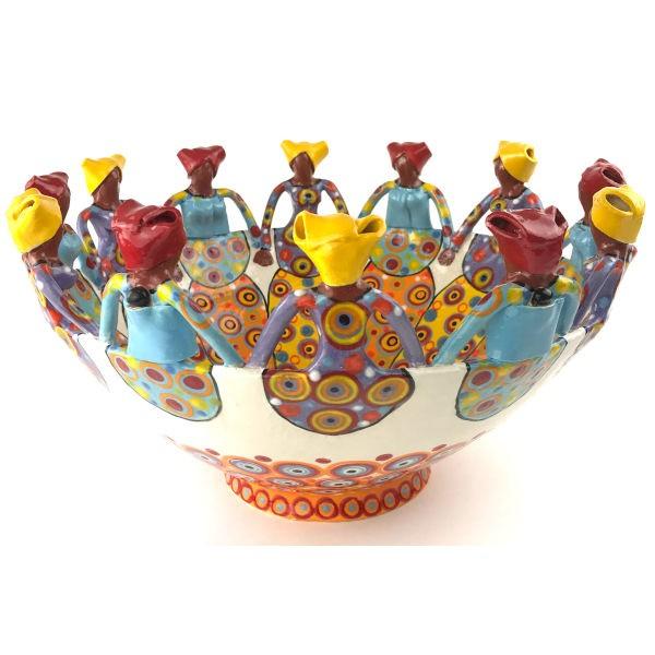Zizamele 12 Lady Bambanani Bowl BOW