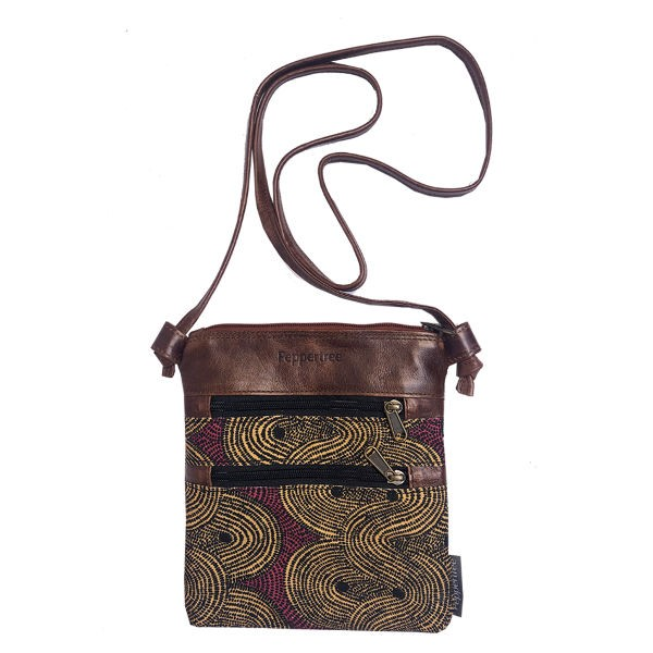 Peppertree Knotted Bag - small