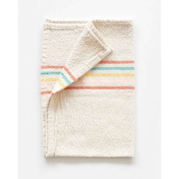 Barrydale Hand Weavers Country Towel - small SOE - CANDY