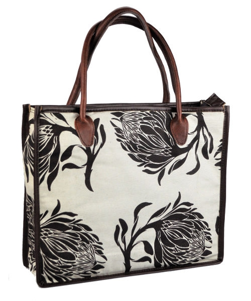 Mongoose Shopper Bag King Protea