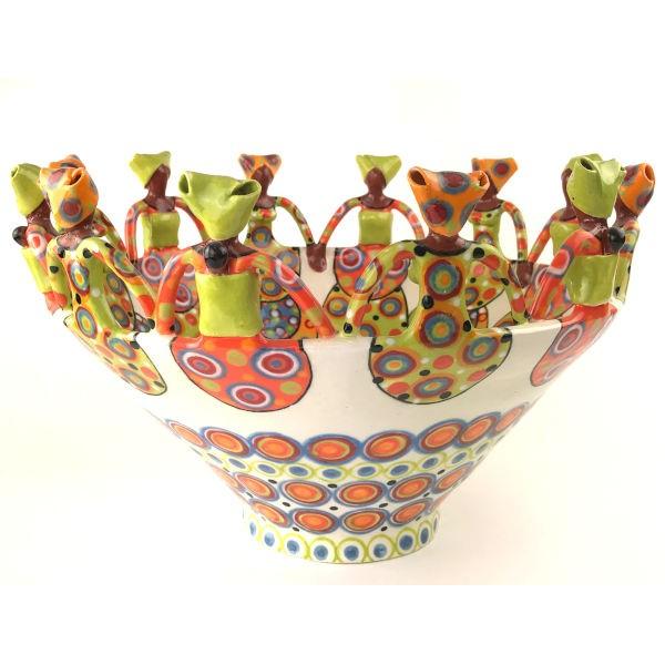 Zizamele 6 Lady Bambanani Bowl BOW-Copy