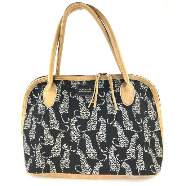 Mongoose LUCA Bag - Leopard Natural Black