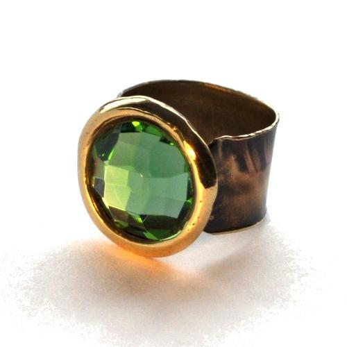 "Ring ""Emerald"""