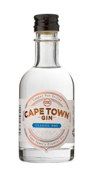 Cape Town Classic Dry Gin Mini