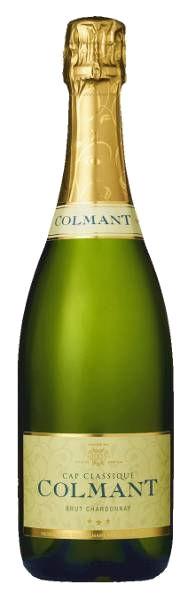 Colmant Cap Classique Brut Chardonnay NV