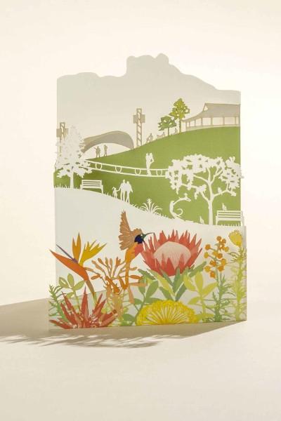 Postkarte Kirstenbosch
