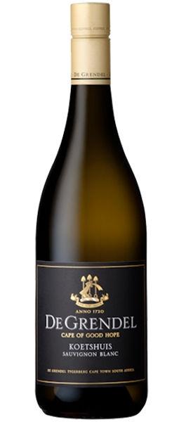 De Grendel Koetshuis Sauvignon Blanc 2015
