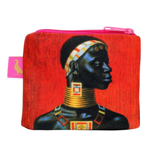 Vladimir Tretchikoff Coin Purse NDEBELE WOMAN