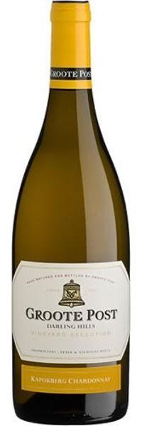 Groote Post Kapogberg Chardonnay 2016