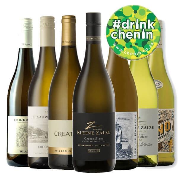 """Chenin Blanc-Weinpaket """"Sieben auf einen Streich"""""""