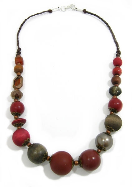 Marzipan Jewellery Baby Glam Winter Red